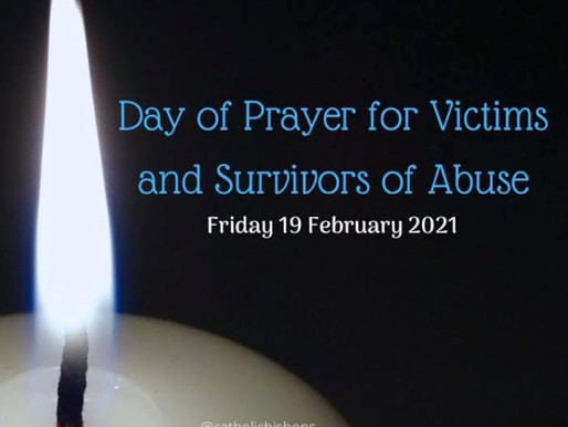 Day of Prayer for Survivors and Victims of Abuse