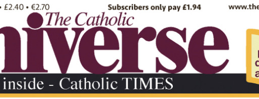 The Easter Edition of The Catholic Universe (free)