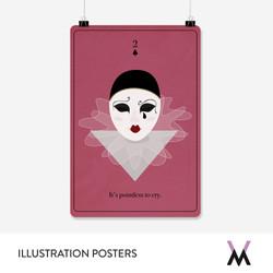 Illustration posters