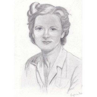 Woman Realistic Portrait