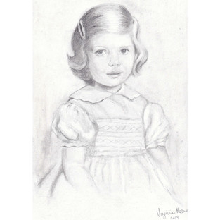 Kid Realistic Portrait