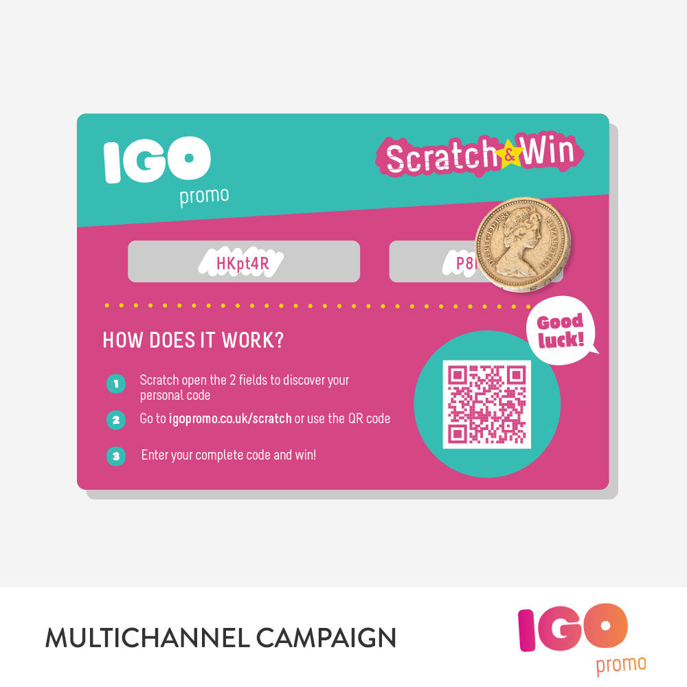 IGO Promo multichannel campaign