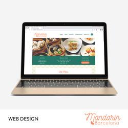Mandarin Web Design