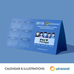Wtransnet Calendar & Illustrations