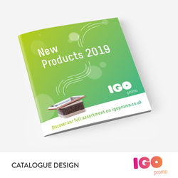 IGO Promo Catalogue Design