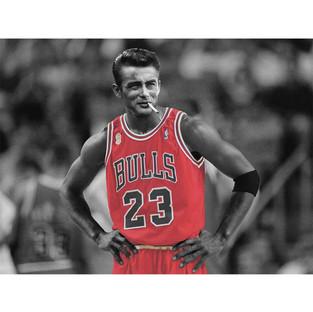 Michael Jordan James Dean