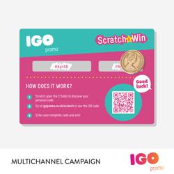 IGO Promo Multichannel Campaign