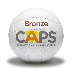 OPA is now a Bronze CAPS accredited club