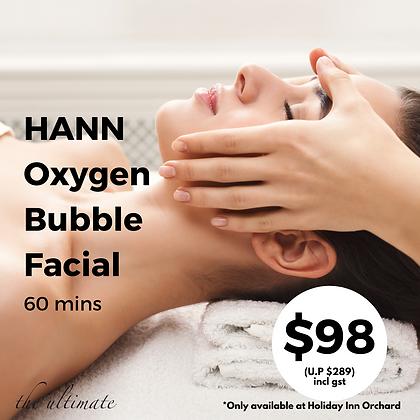 Hann Oxygen Bubble Facial