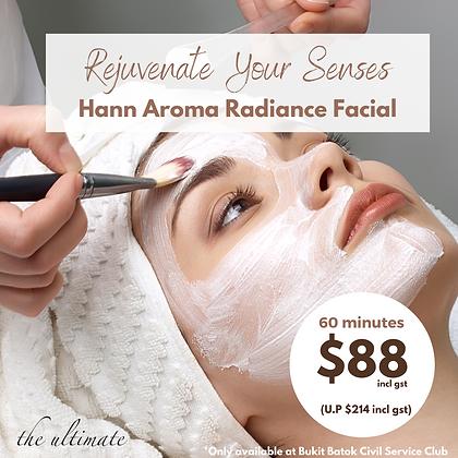 Hann Aroma Radiance Facial