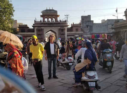 Jaipur shopping and adventures