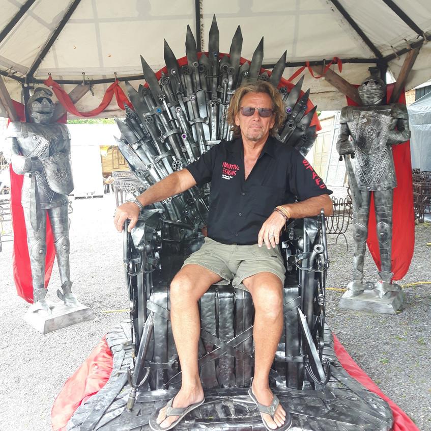 Game of Thrones Rep Port Hope Touris