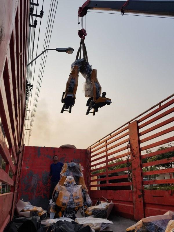 Robot Transportation