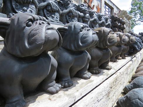 Stone Bulldog