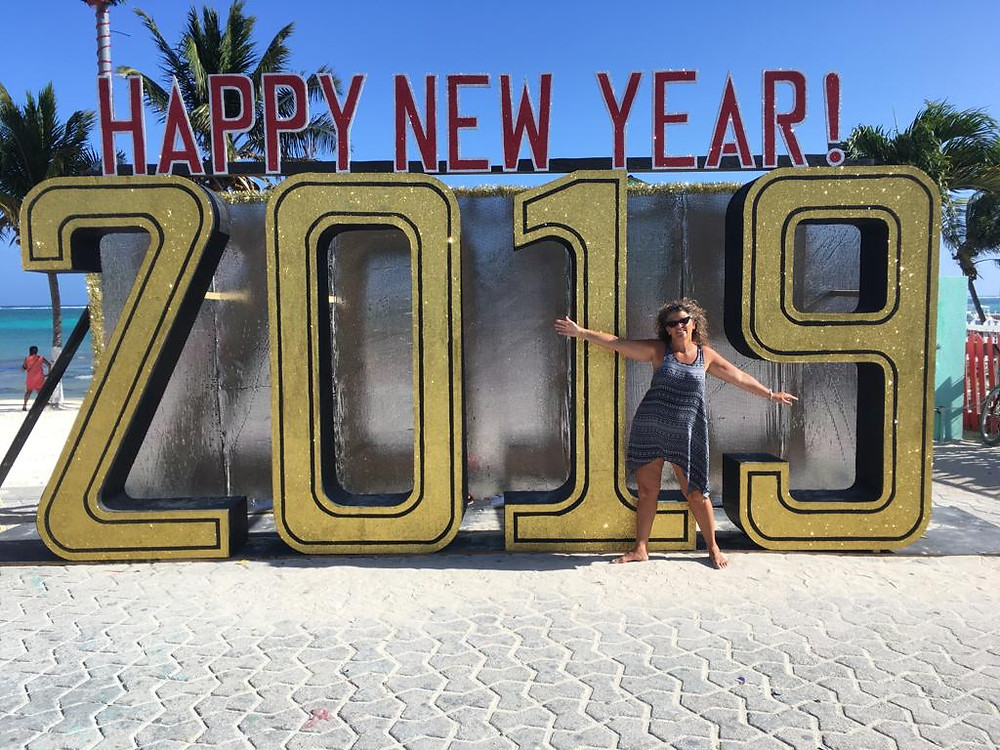 Happy New Year - Rhonda