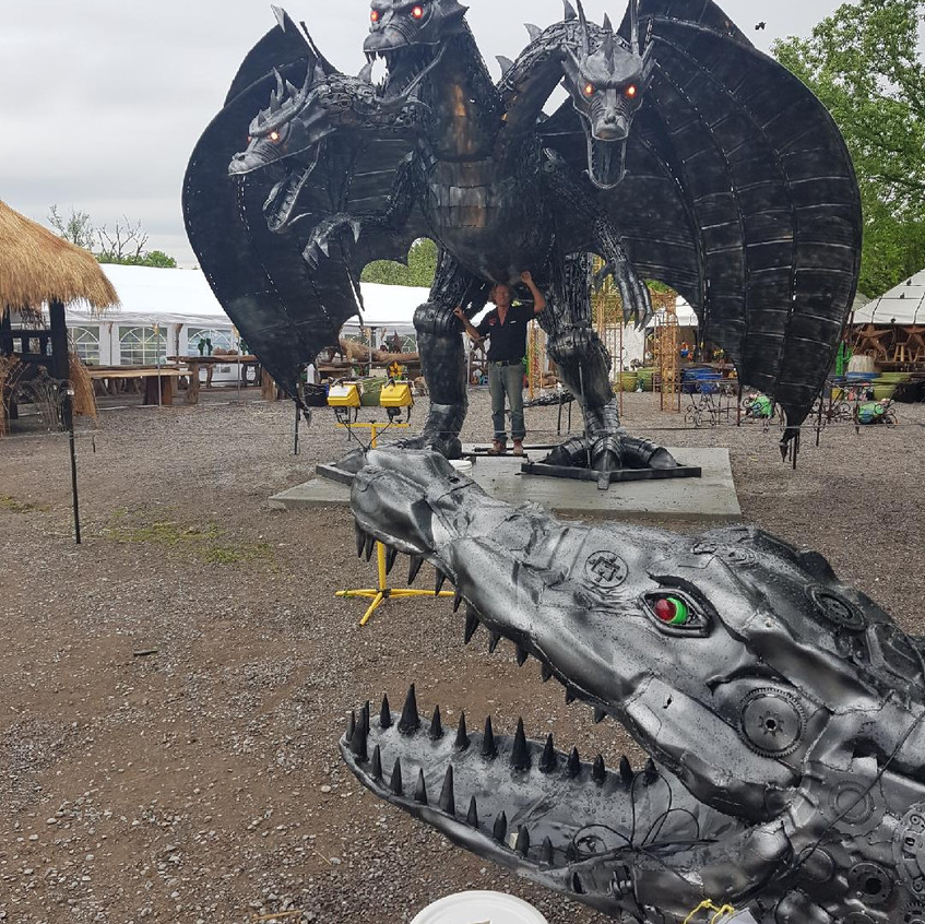 Giant Dragon Port Hope Must See