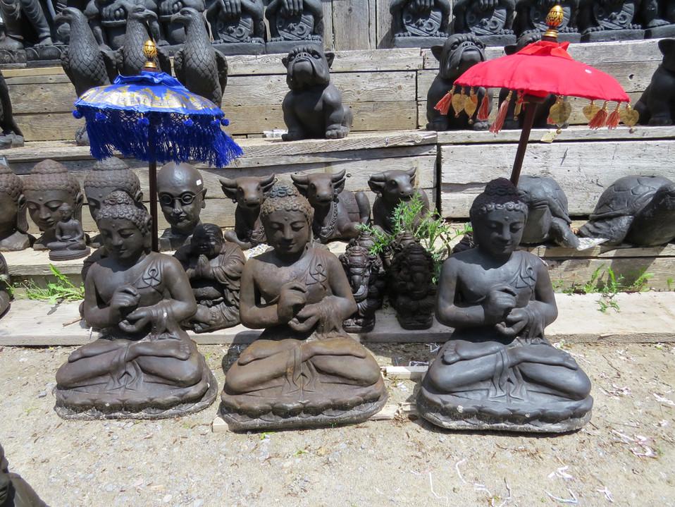 Buddha Umbrella Holder