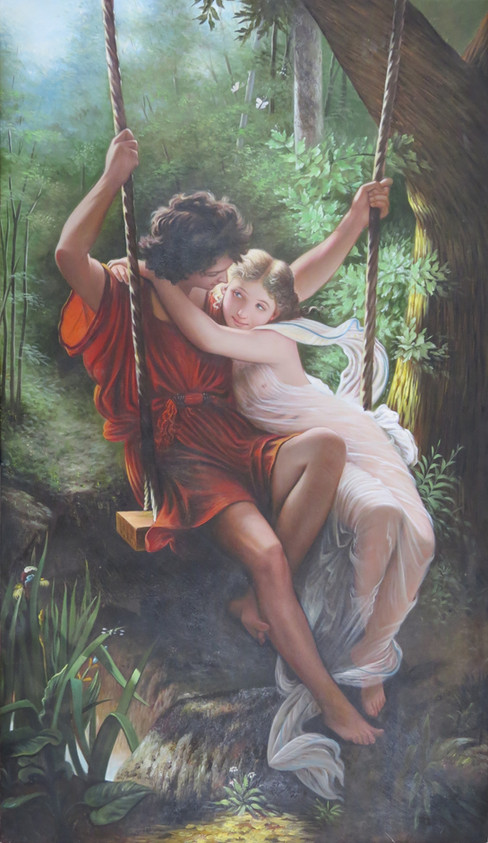 Romeo and Juliet Painting