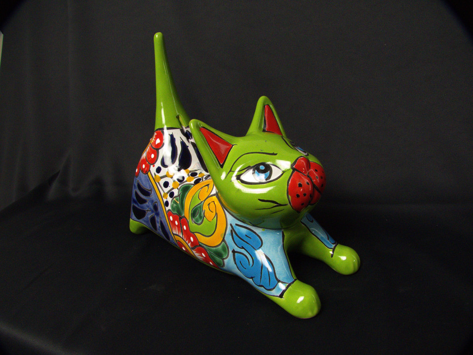 Talavera Kitty