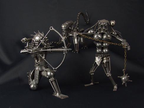 Predator Robots