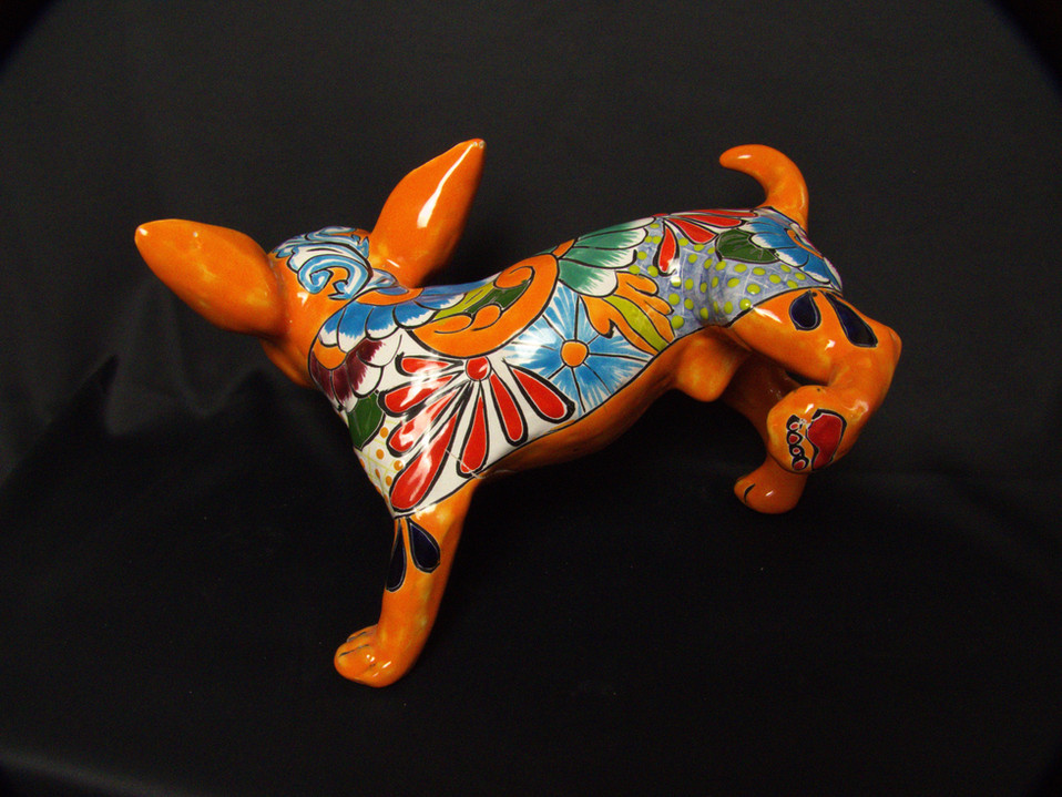 Talavera Dog