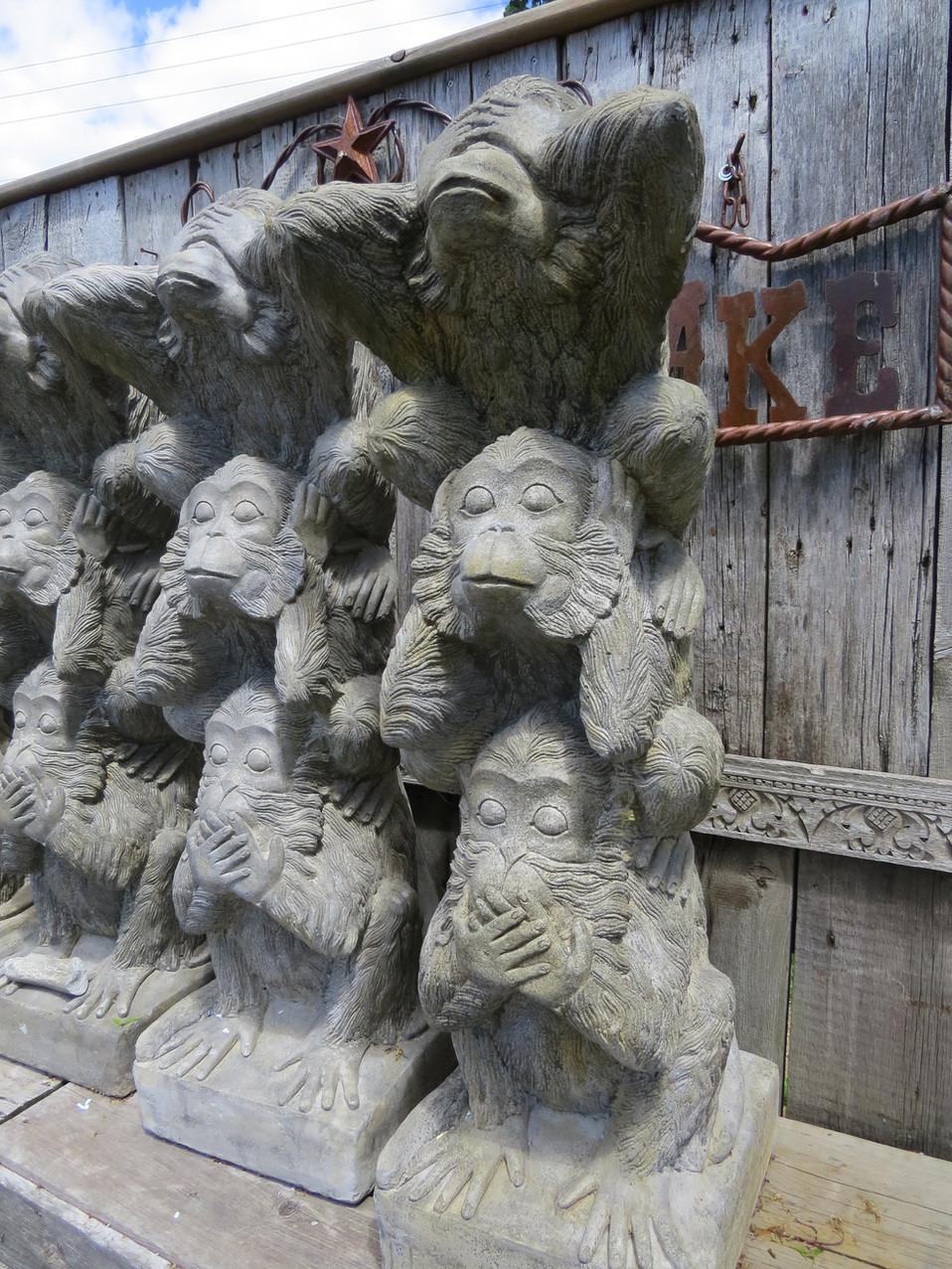 Stone Monkey - Hear No Evil, See No Evil
