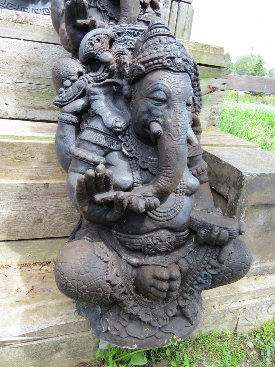 Stone Ganesh