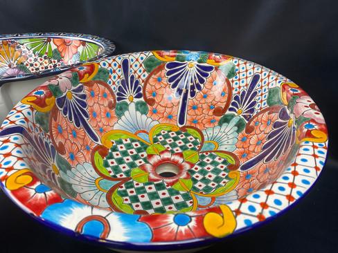 Talavera Sink