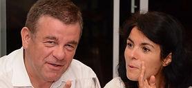 Fatima Cristovao & Christian Lafon