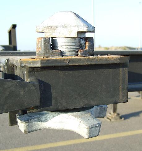 Twist-lock Conteneur maritime