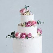 Wedding Cake Dekorert