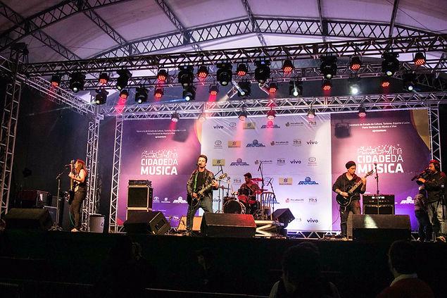 Participação da Lamarquez na Festa Nacional da Música em outubro de 2017