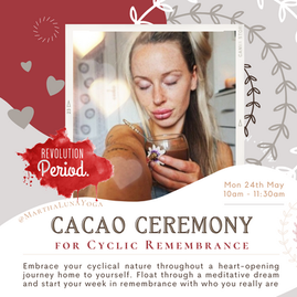 Cacao Ceremony Event Pic