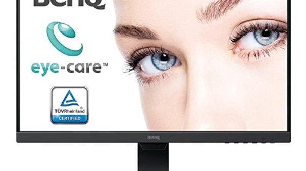 BENQ GW2480 24-INCH (60.5 CM) EYE CARE MONITOR, IPS PANEL WITH VGA, HDMI, AUDIO