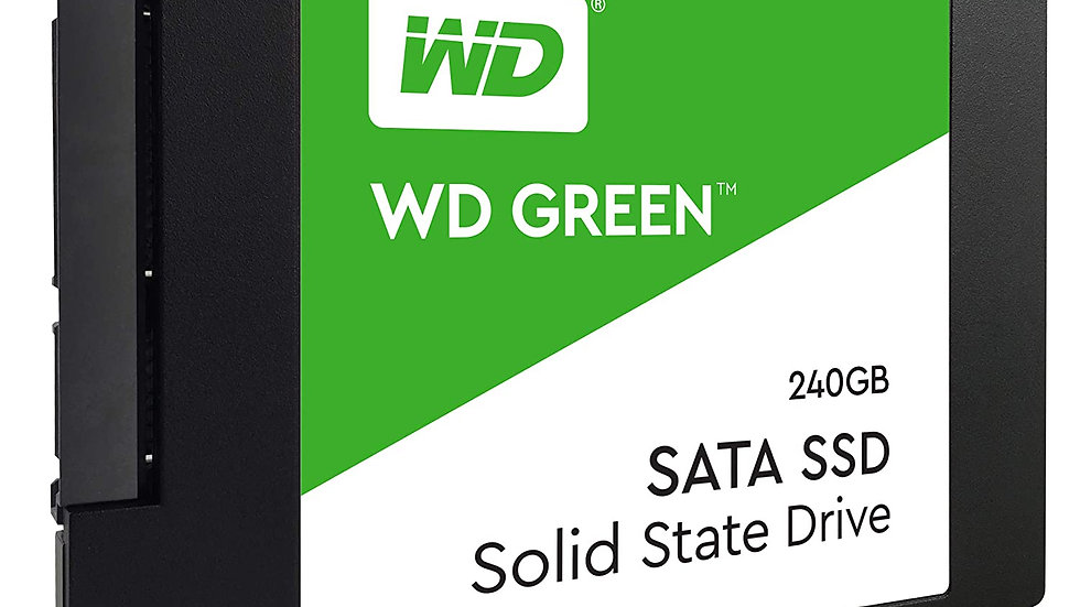 Western Digital WD Green 240 GB 2.5 inch SATA III Internal Solid State Drive (WD