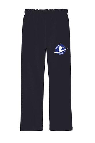 Youth Gildan® Heavy Blend™ Open Bottom Sweatpant
