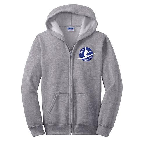 Adult Gildan® -Heavy Blend™ Full-Zip Hooded Sweatshirt