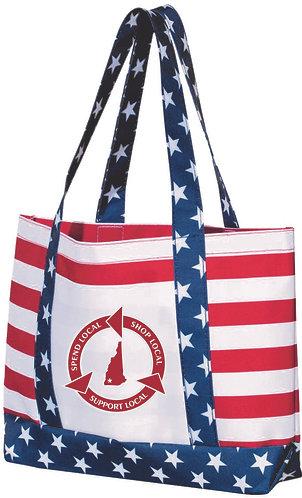 Liberty Bags OAD Americana Boat Tote