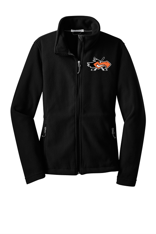 Ladies Fleece Jacket - 2 colors