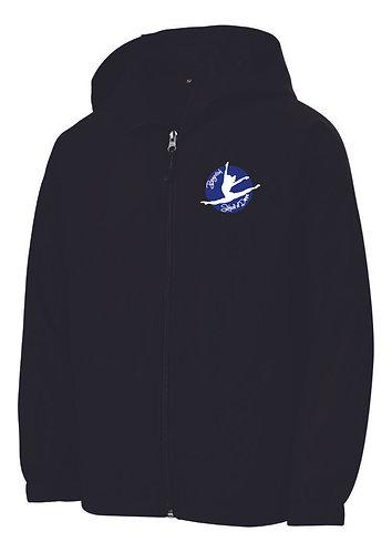 Youth Sport-Tek® Hooded Raglan Jacket