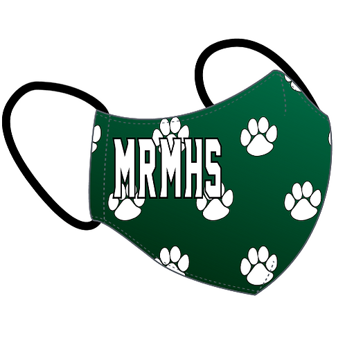 Monadnock Huskies Sublimated Mask
