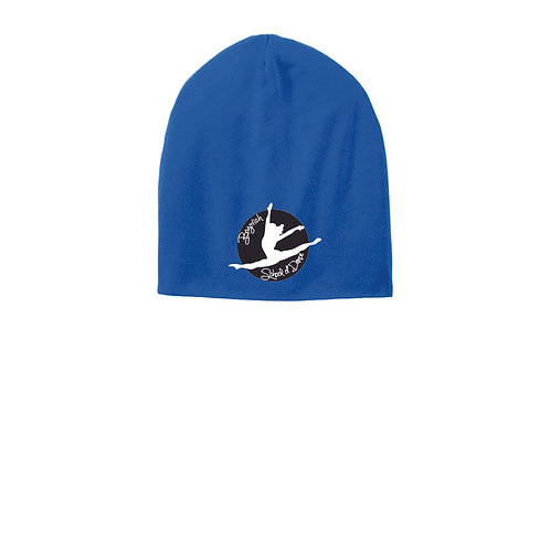 Sport-Tek® PosiCharge® Competitor™ Cotton Touch™ Jersey Knit Slouch Beanie