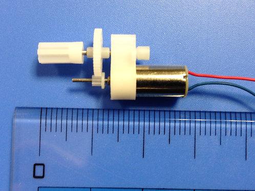 6mmモーターユニット(ギアー付き)