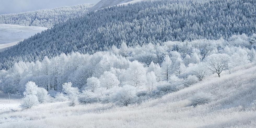 冬の霧ヶ峰空撮会(準備中)
