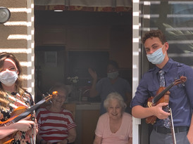 Cabrillo Hospice Music Therapy