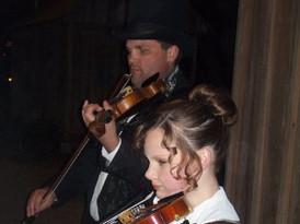 Violin performance 2007
