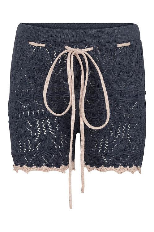 2744G - Knit shorts - Night Blue