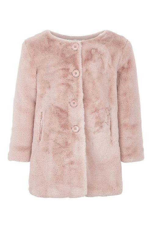 Fur coat  - Rosa