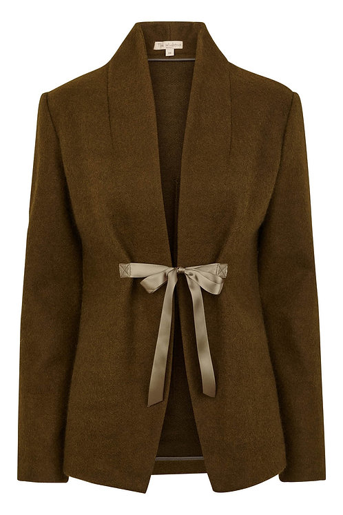 3428J - Wool jacket - Olive army