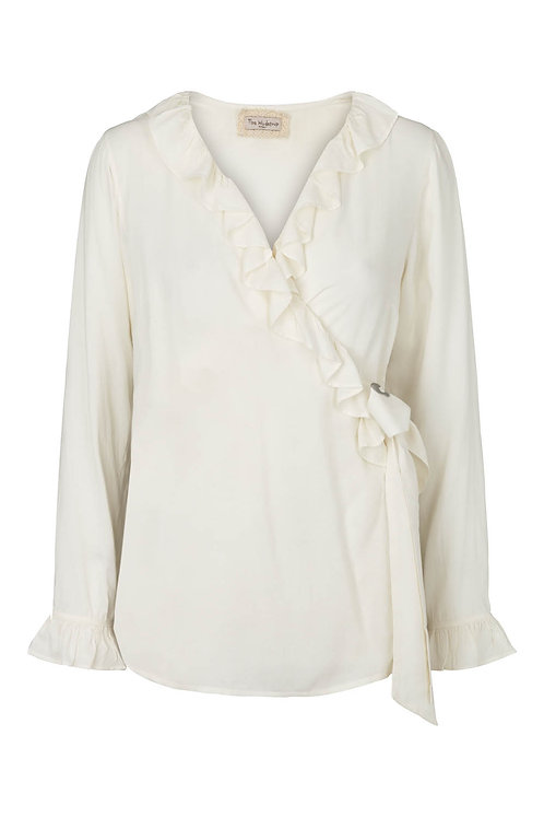3602B - Wrap around shirt - Off.White